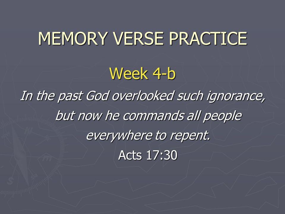 MEMORY VERSE PRACTICE Week 4-b