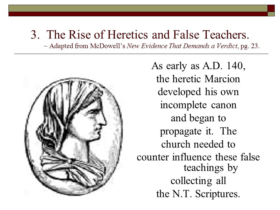 counter influence these false teachings by