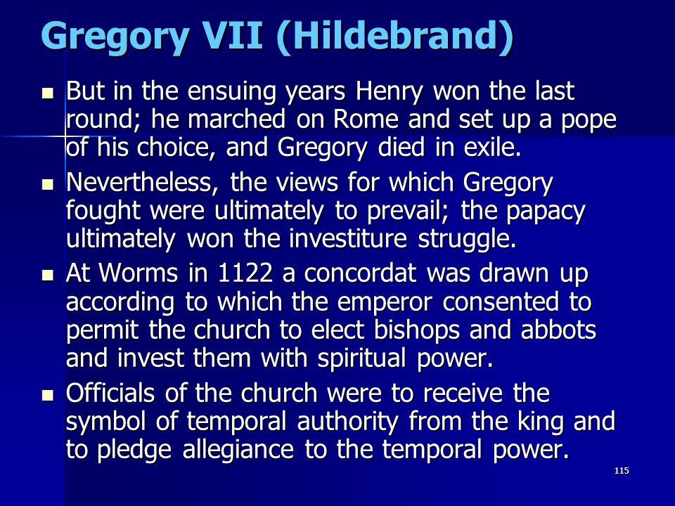 Gregory VII (Hildebrand)