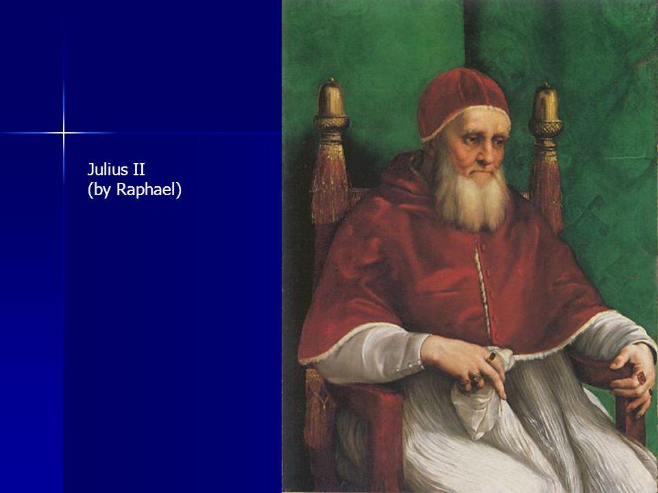 Julius II (by Raphael)