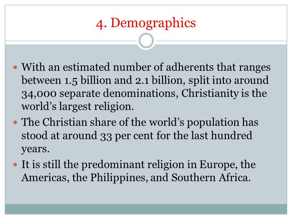 4. Demographics