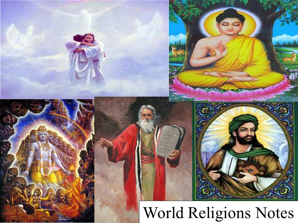 World Religions Notes