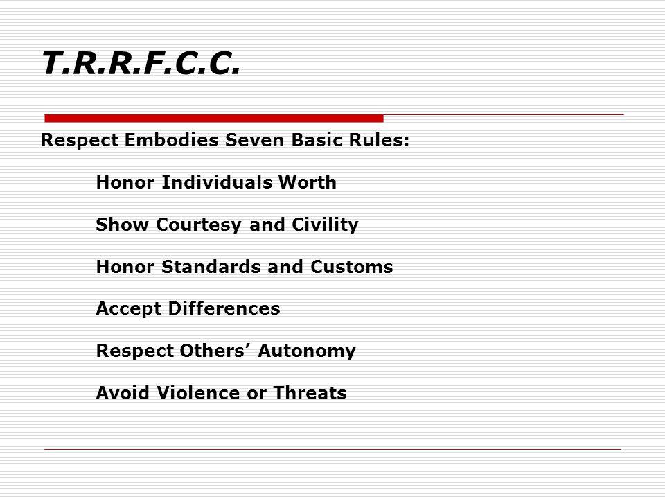 T.R.R.F.C.C.