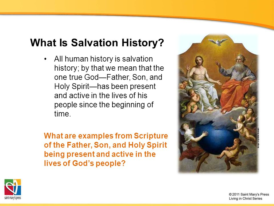 What Is Salvation History
