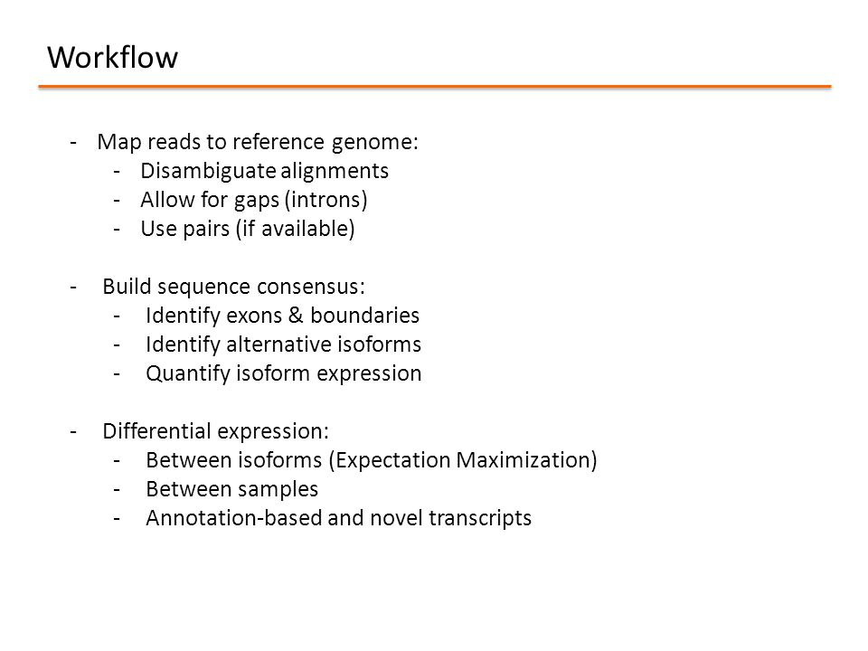 Workflow Map reads to reference genome: Disambiguate alignments