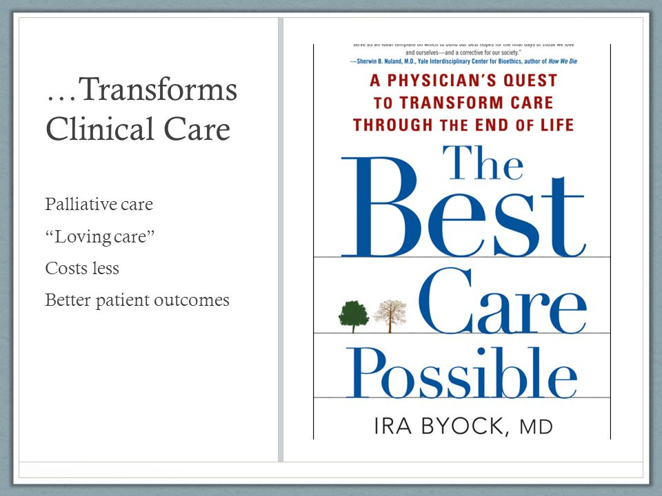 …Transforms Clinical Care