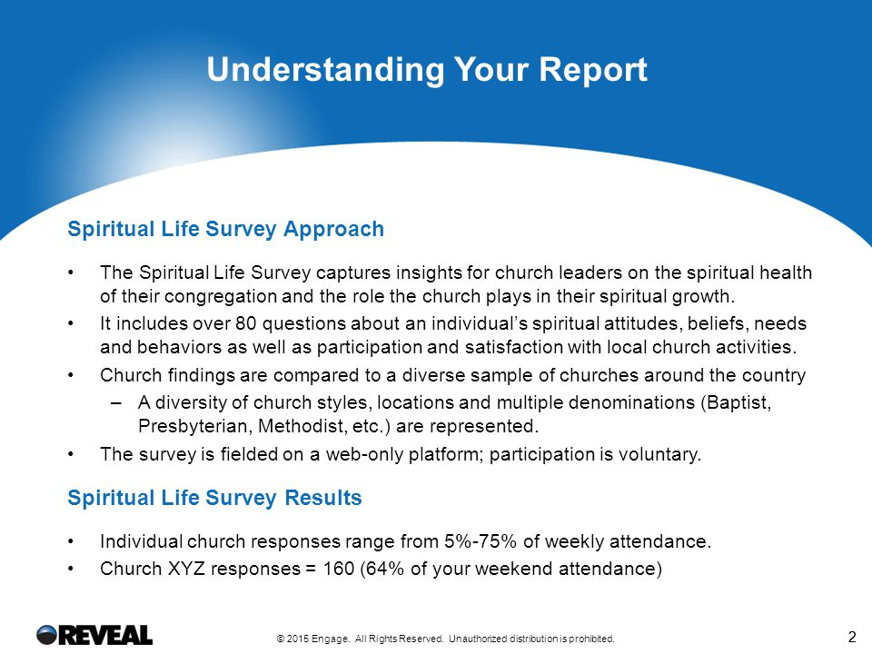 Church Survey Template Soliciting Feedback Is One Way To Determine
