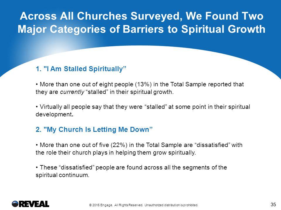 Church XYZ's Stalled Profile