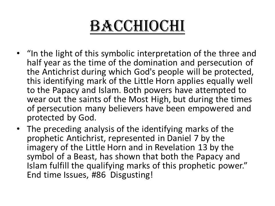 Bacchiochi