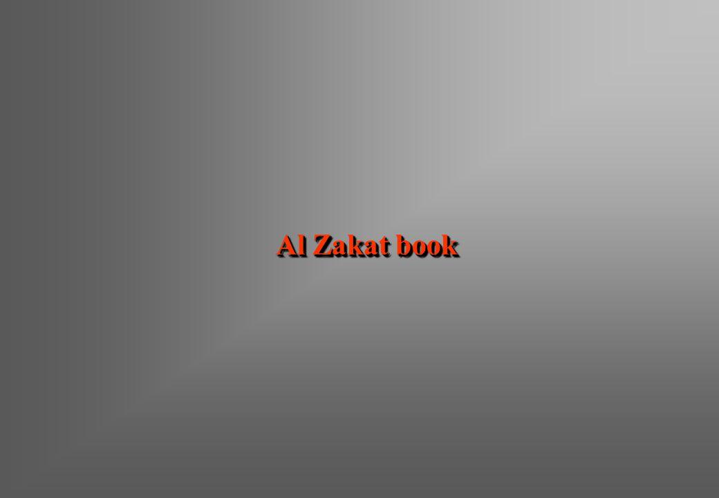 Al Zakat book