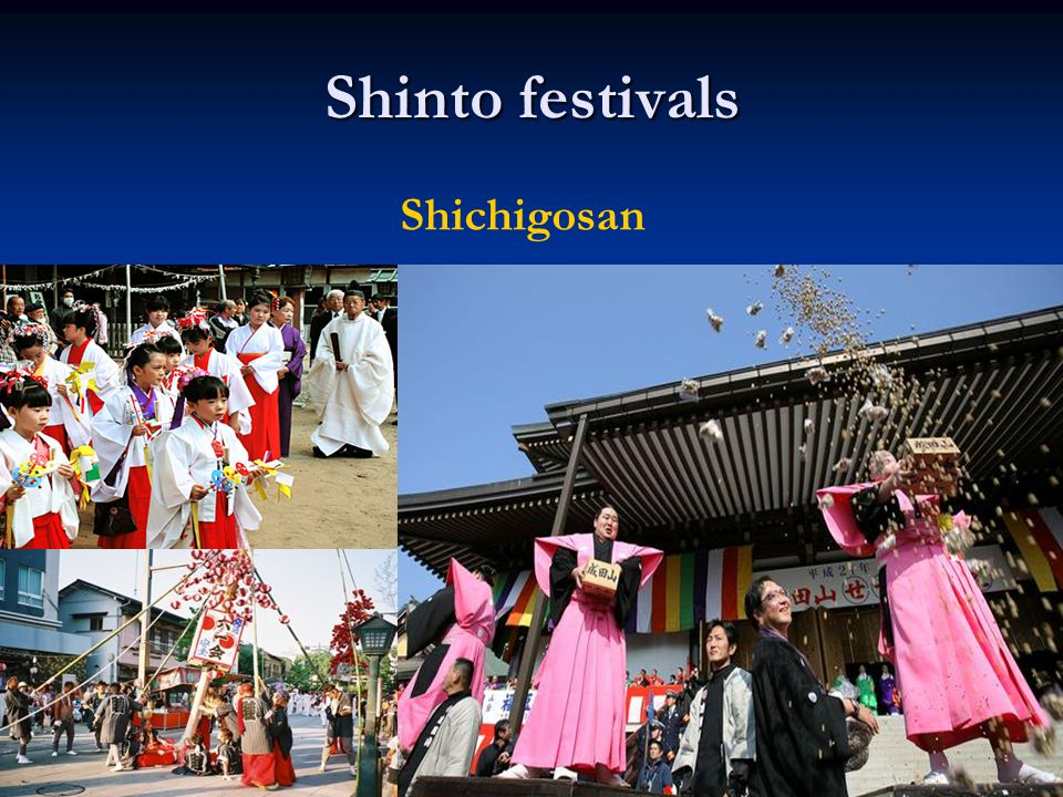 Shinto festivals Shichigosan