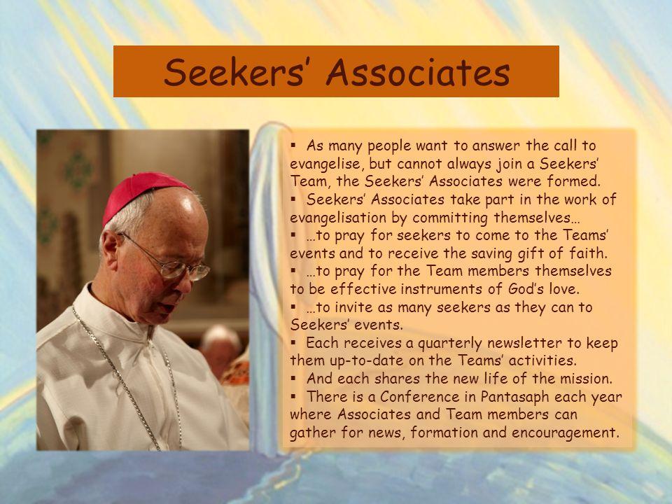 Seekers' Associates