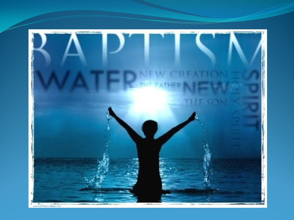 Question: What is the importance of Christian baptism