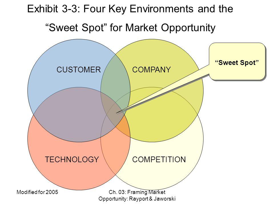 Ch. 03: Framing Market Opportunity: Rayport & Jaworski