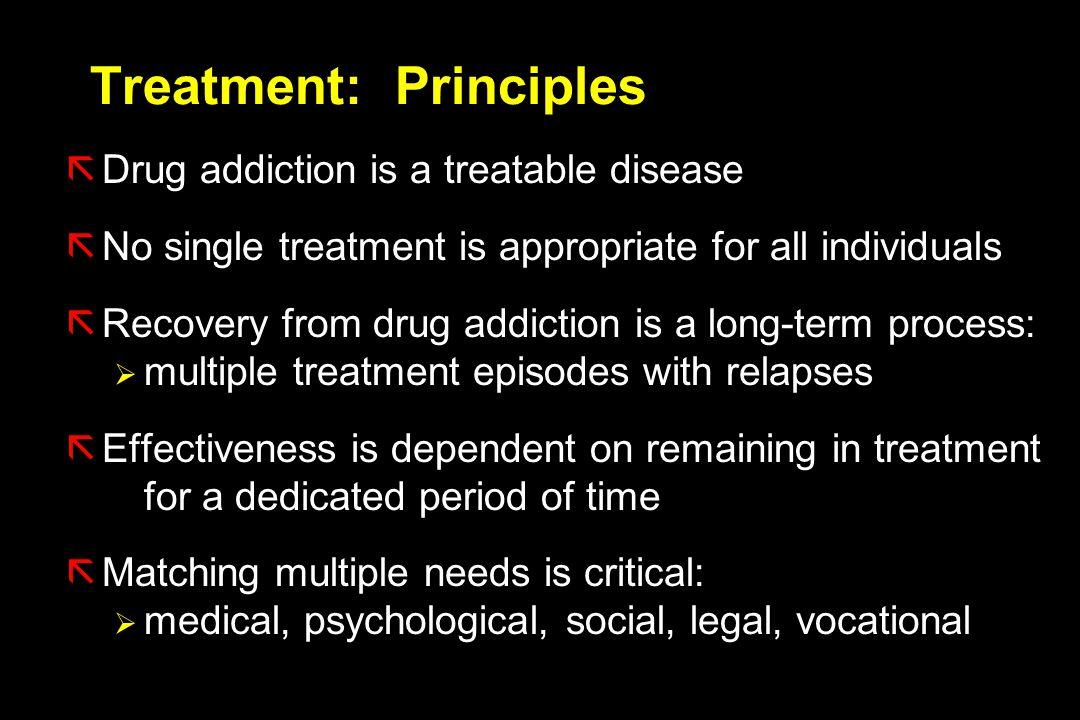 Treatment: Principles