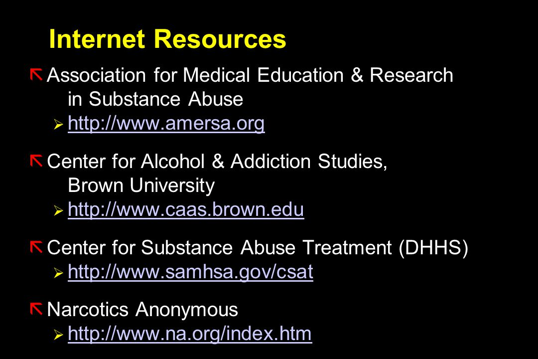 Internet Resources Association for Medical Education & Research