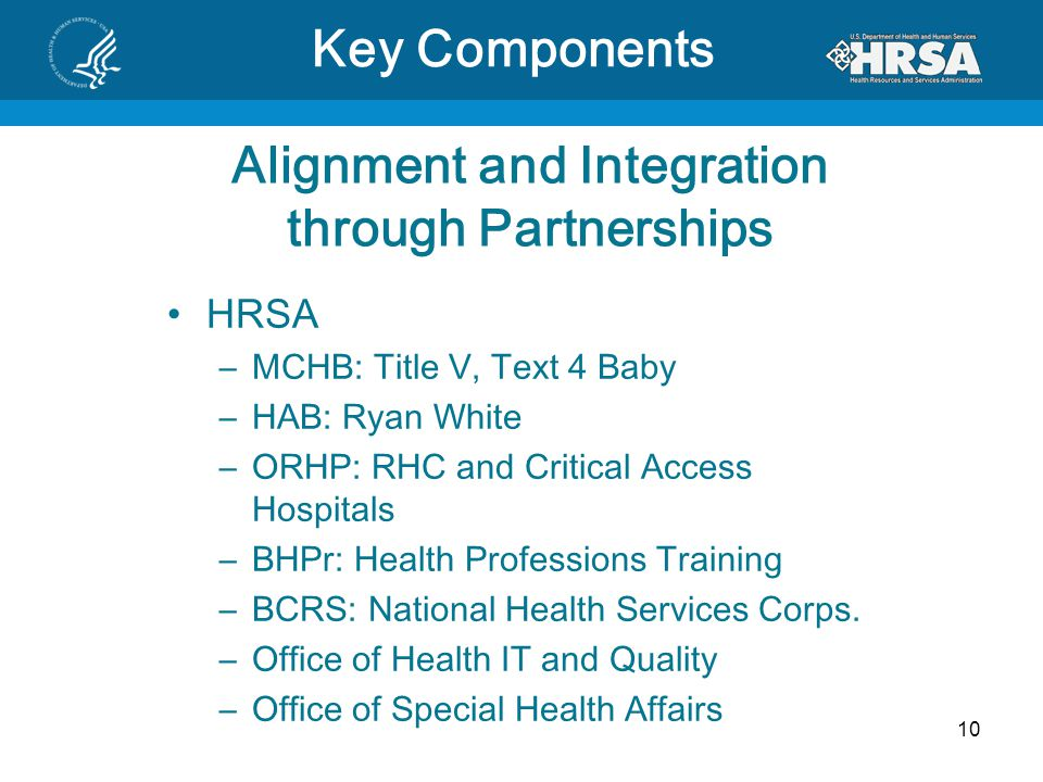 Alignment and Integration through Partnerships