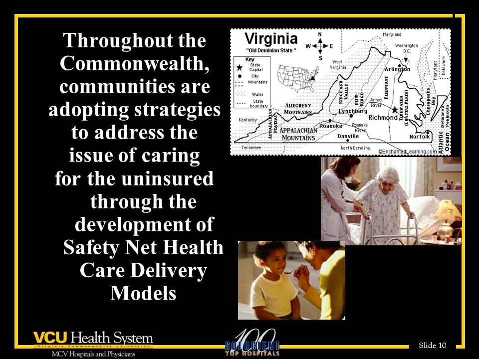 Throughout the Commonwealth, communities are. adopting strategies. to address the. issue of caring.