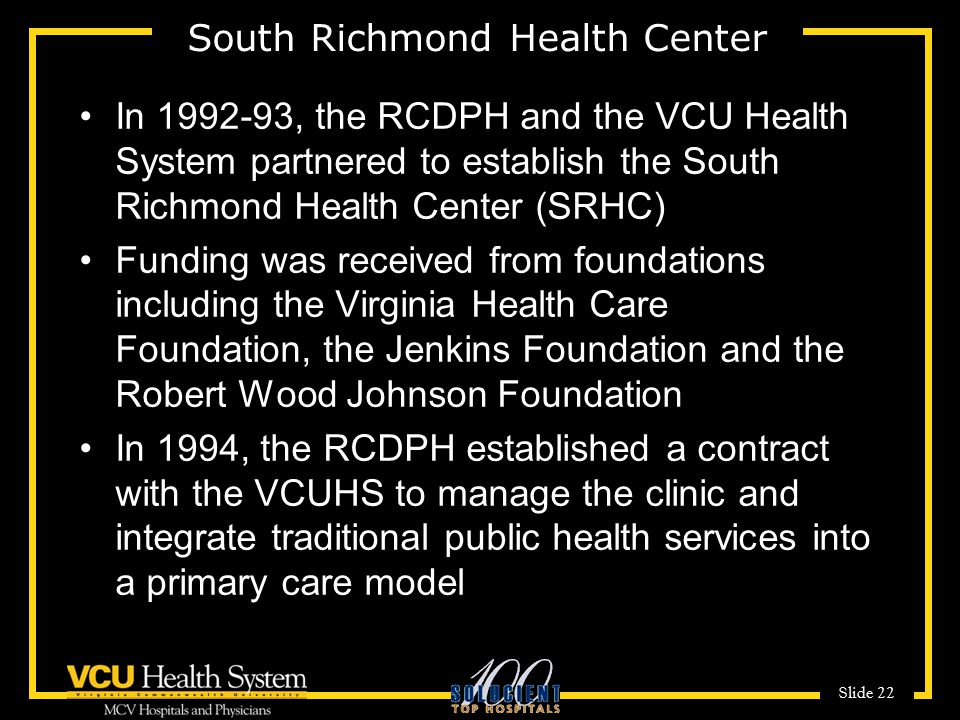 South Richmond Health Center