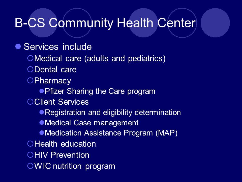 B-CS Community Health Center