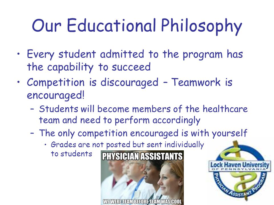 Our Educational Philosophy