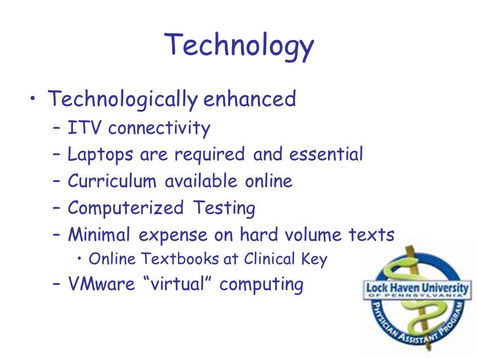 Technology Technologically enhanced ITV connectivity