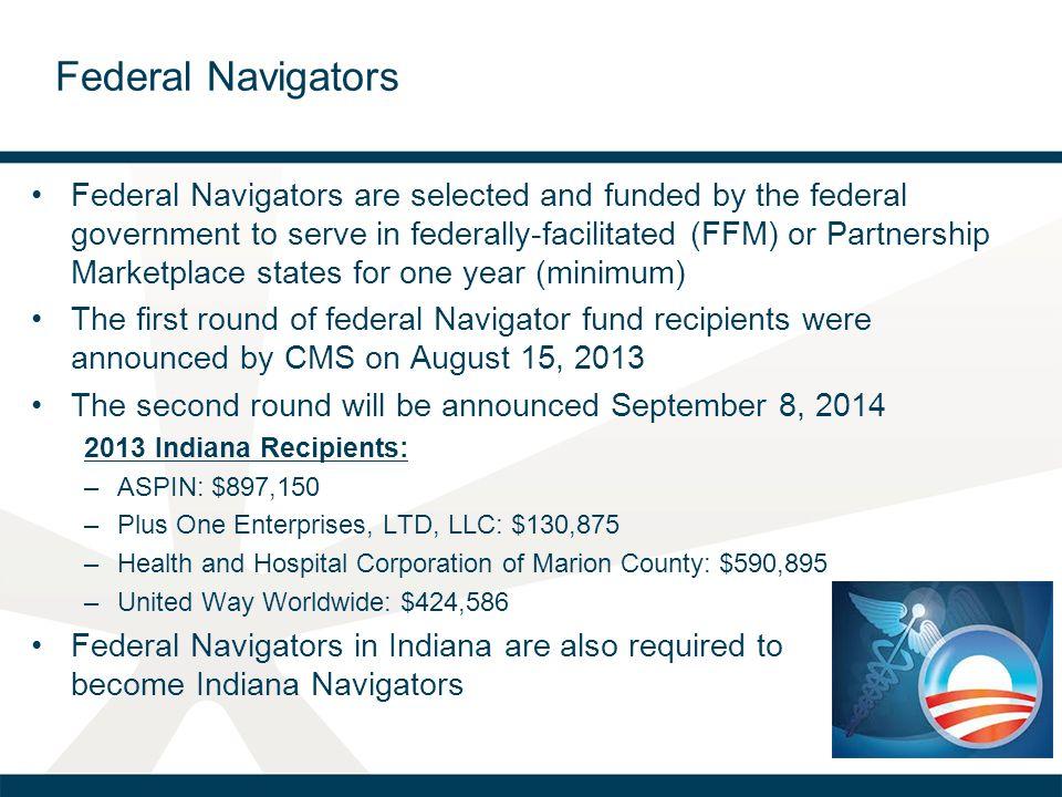 Federal Navigators