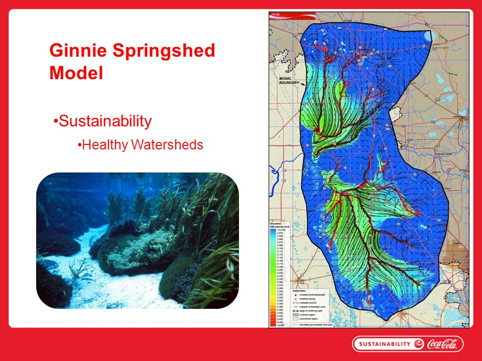 Ginnie Springshed Model