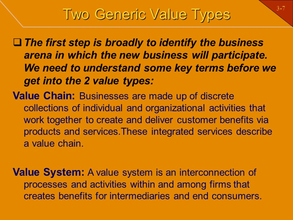 Two Generic Value Types