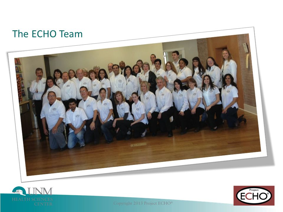 The ECHO Team