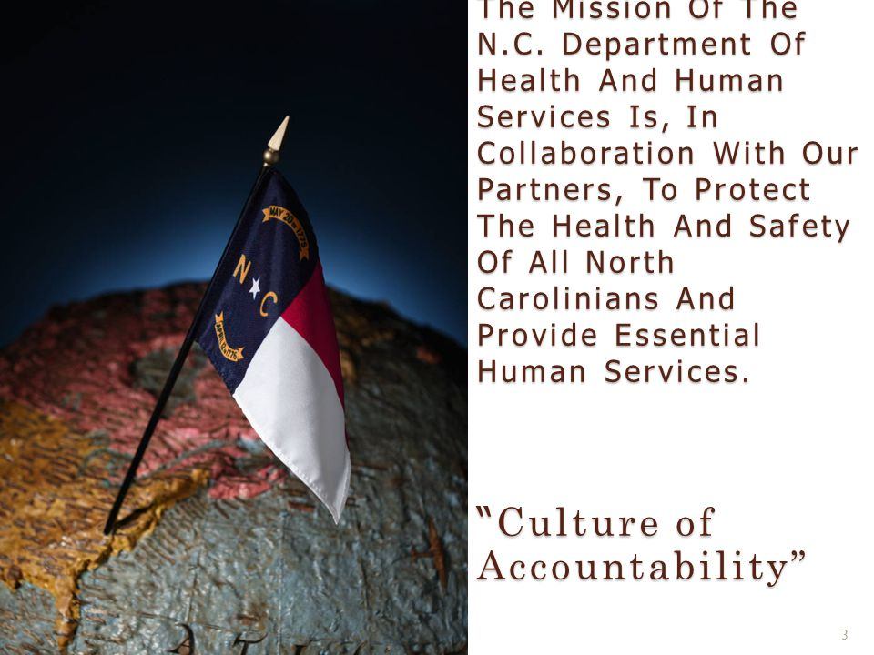 The Mission Of The N.C.