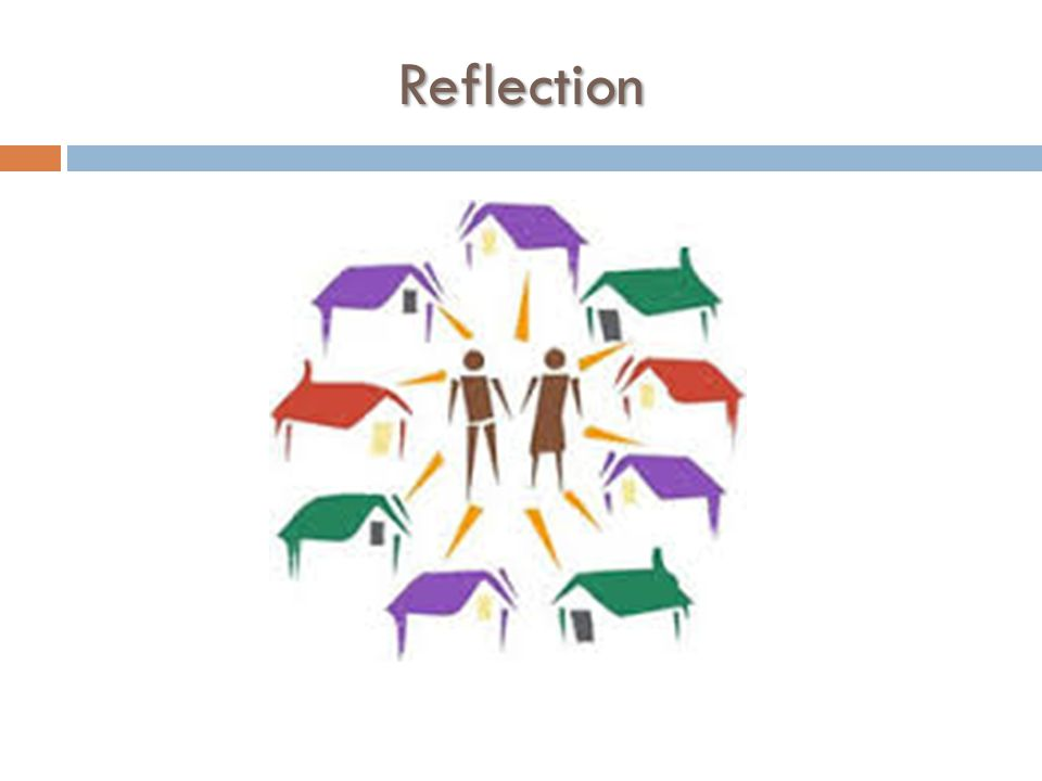 Reflection What do you think know about your Role as a CHW and where do you see yourself 3 years from as a Community Health Worker