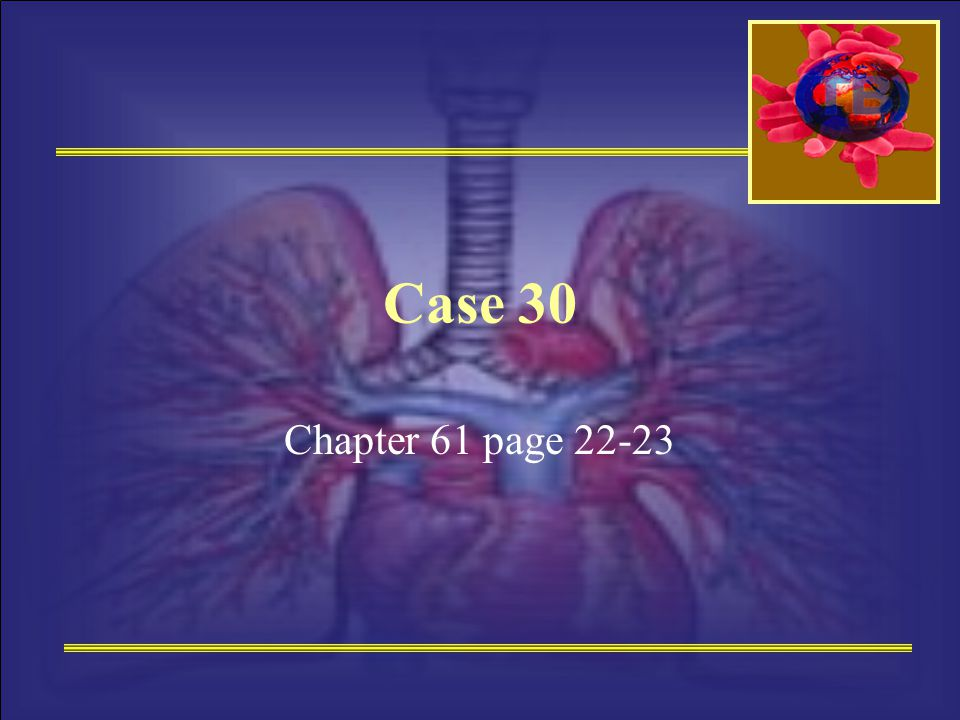Case 30 Chapter 61 page 22-23
