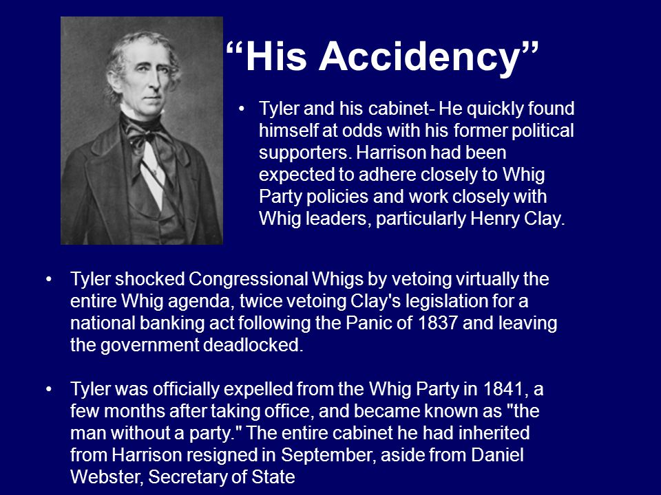 His Accidency