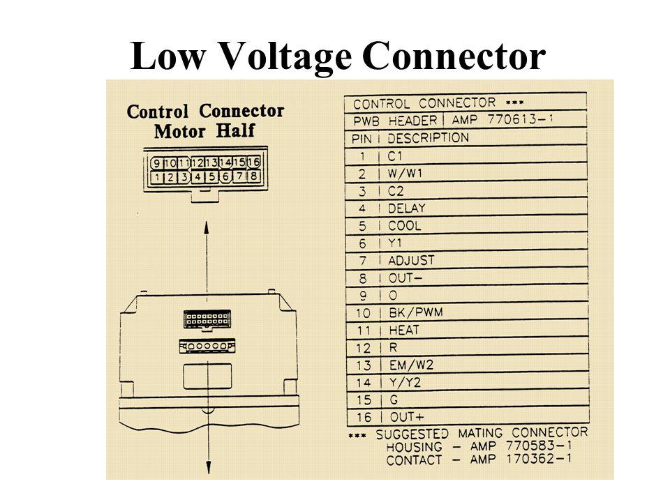 Low Voltage Connector