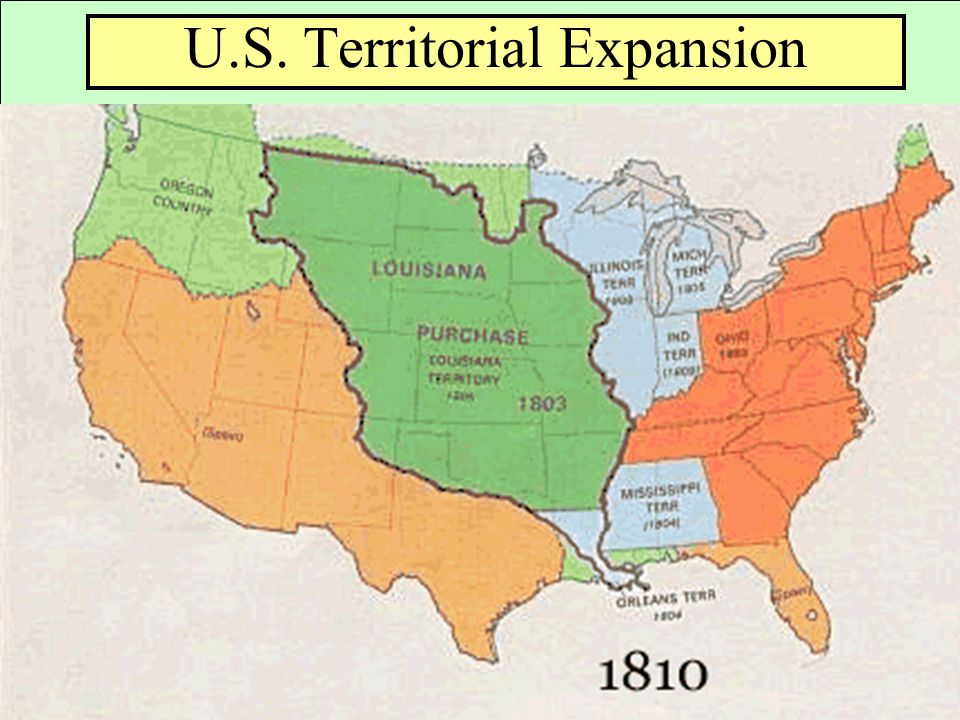 U.S. Territorial Expansion