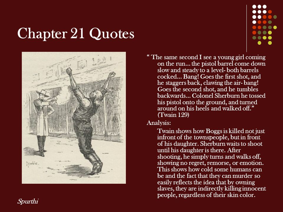 Chapter 21 Quotes Spurthi