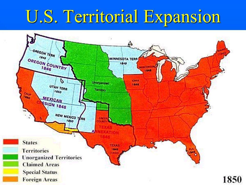 U.S. Territorial Expansion