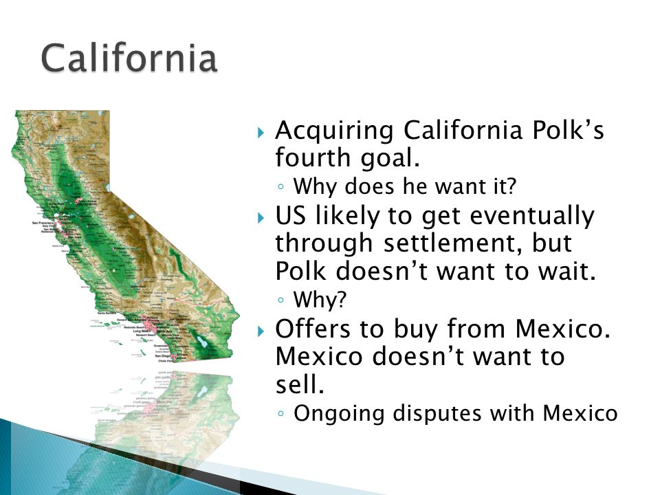 California Acquiring California Polk's fourth goal.
