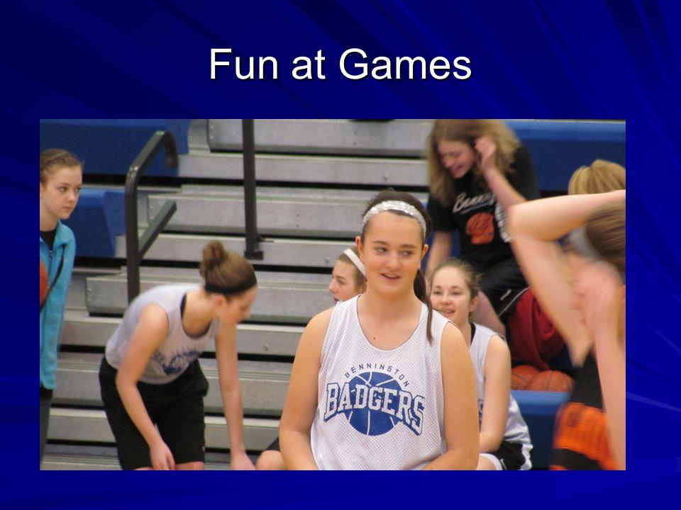 Fun at Games