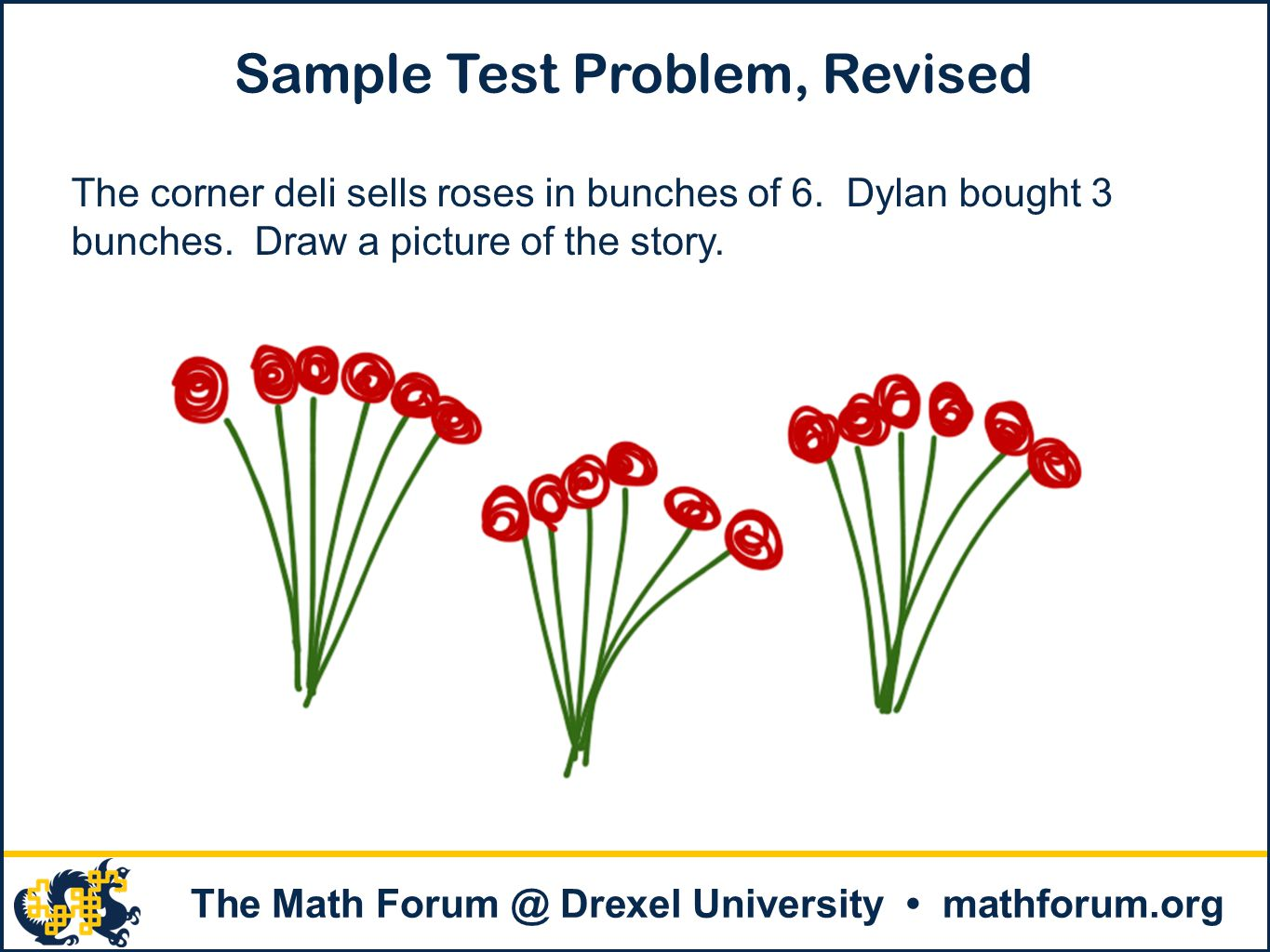 Sample Test Problem, Revised