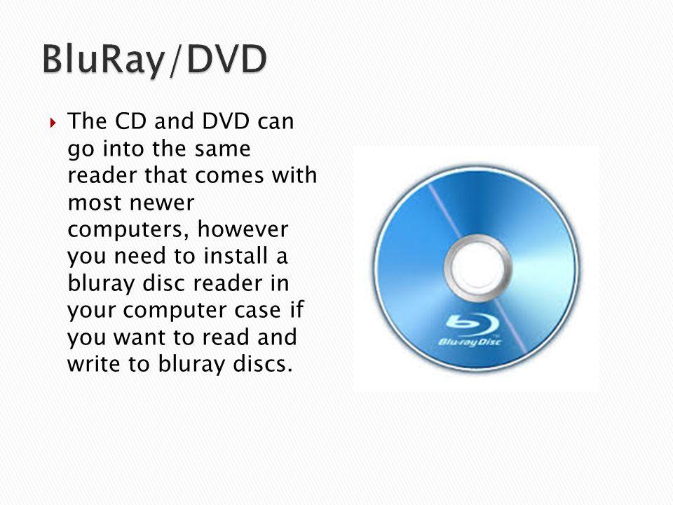 BluRay/DVD