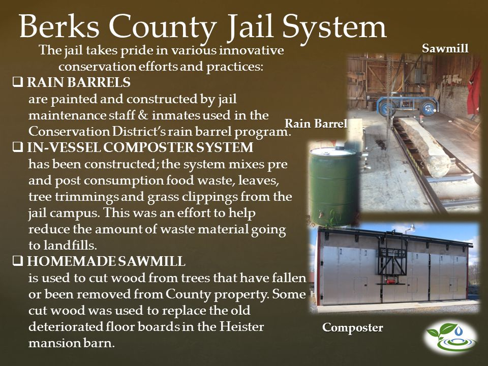 Berks County Jail System