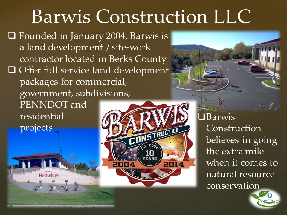 Barwis Construction LLC