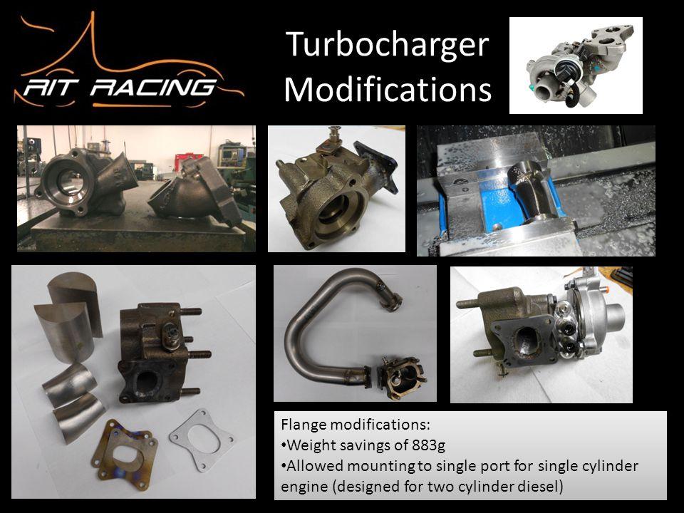 Turbocharger Modifications