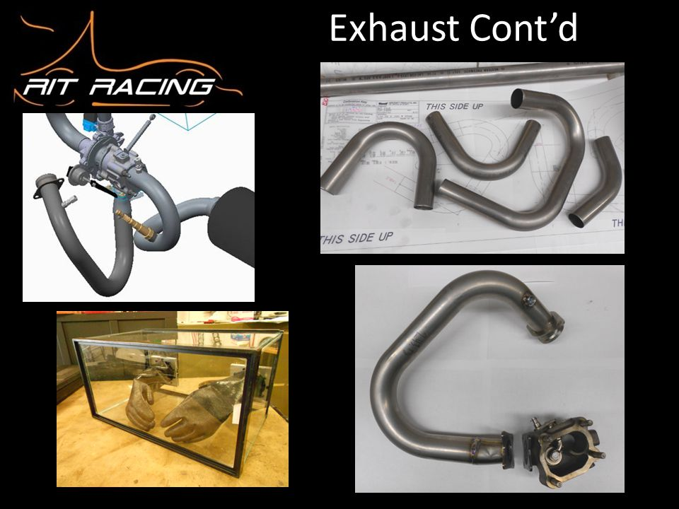 Exhaust Cont'd tyler