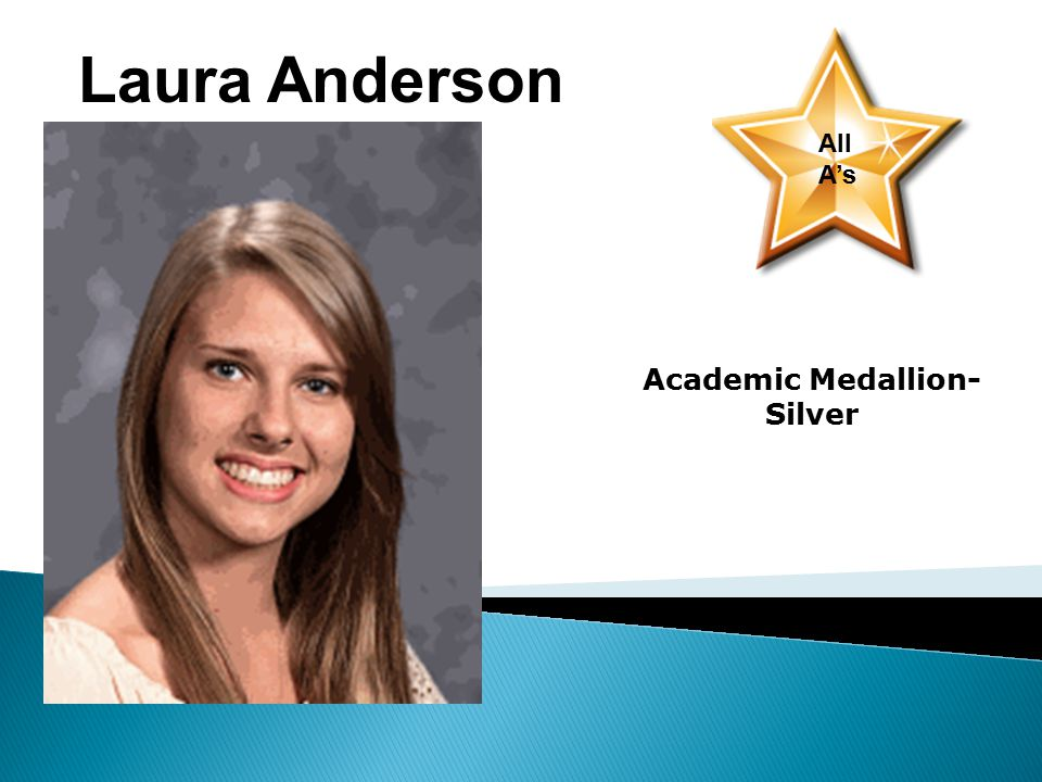 Academic Medallion-Silver