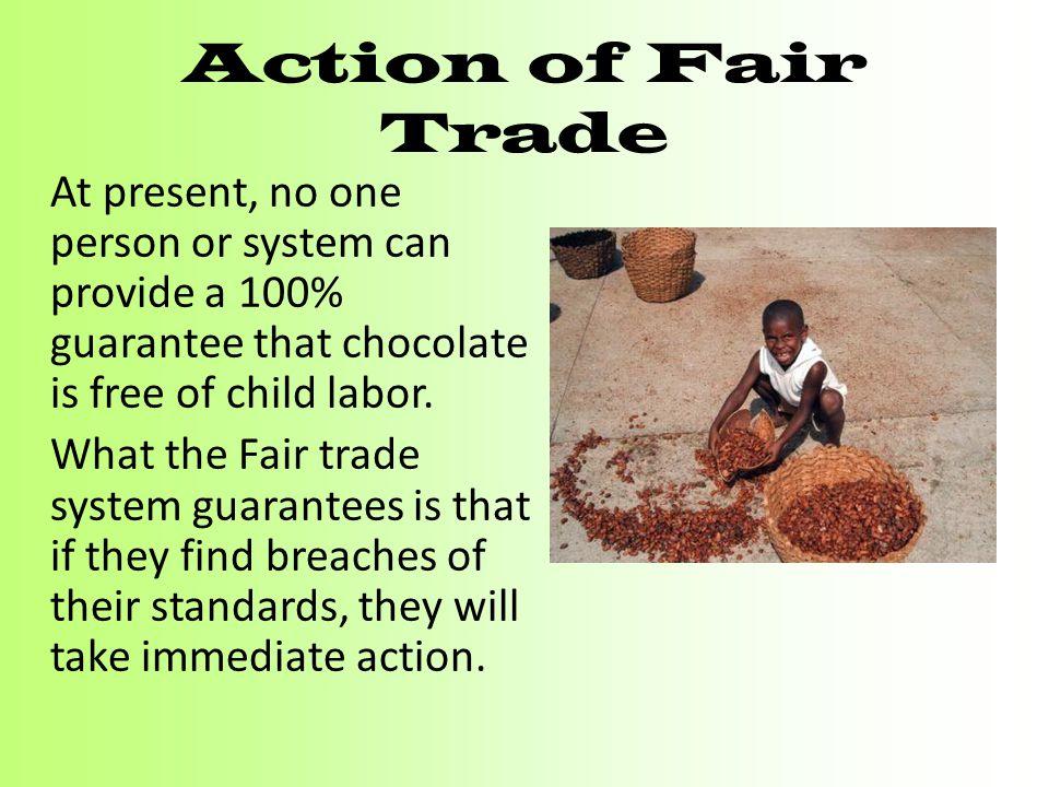 Action of Fair Trade