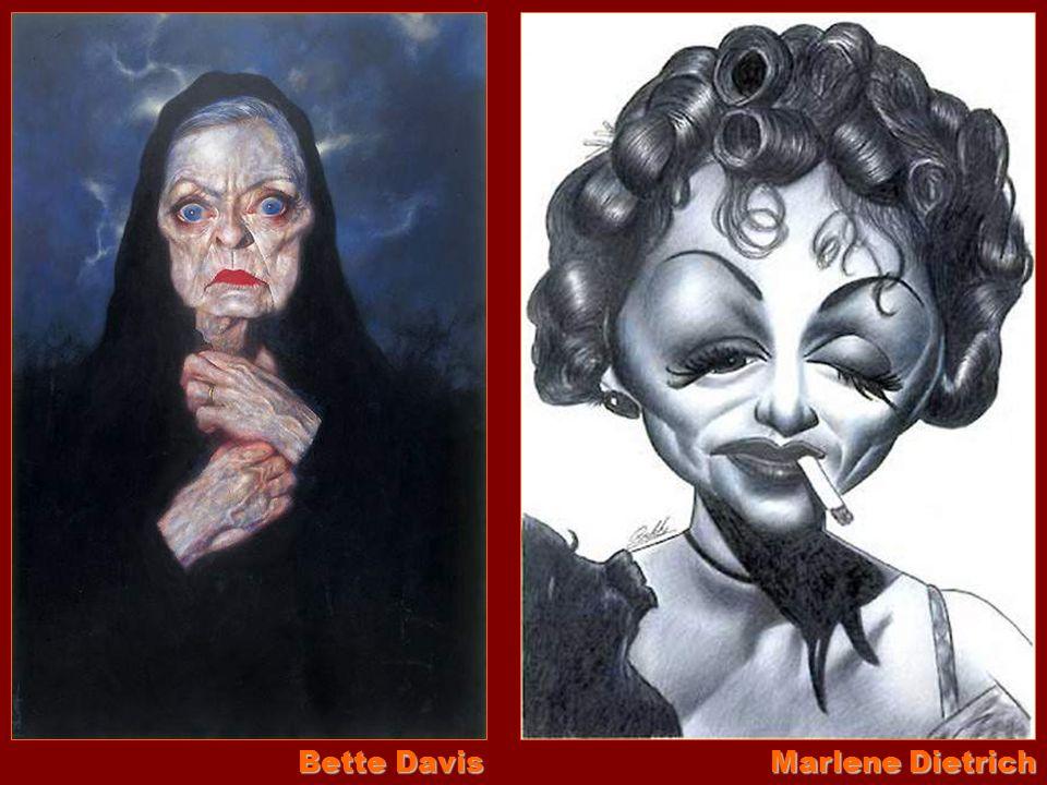Bette Davis Marlene Dietrich