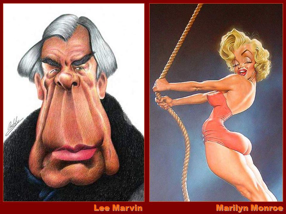 Lee Marvin Marilyn Monroe